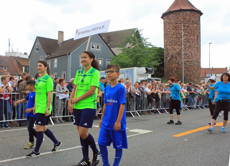 19-HT-Fußball